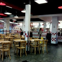 Photo taken at Five Guys by Melissa T. on 11/26/2011