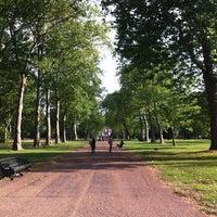 Photo taken at Kensington Gardens by Mari G. on 8/27/2012