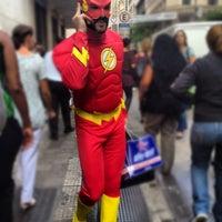 Photo taken at Rua Sete de Abril by Jaime S. on 9/12/2012