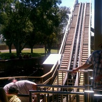 Photo taken at Coastersaurus by Denna B. on 10/14/2011
