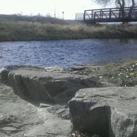 Photo taken at St. Vrain Greenway by Angel on 11/30/2011