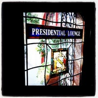 Photo taken at Presidential Lounge by Natalie on 5/1/2011