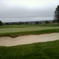 Photo taken at Penobscot Valley Country Club by Rich G. on 5/10/2012