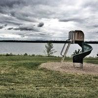 Photo taken at Kempenfelt Park by AJ M. on 6/4/2012