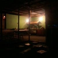 Photo taken at Angkringan Sabin by Amal Apri D. on 12/19/2011