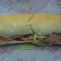 Photo taken at Jimmy John's by Curt H. on 8/19/2011