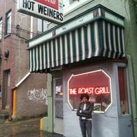 Photo taken at The Roast Grill by Sanjay 🤖 R. on 12/27/2011