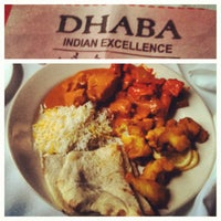 Photo taken at 309 Dhaba Indian Excellence by Justin V. on 2/15/2012