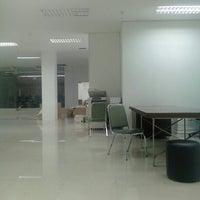 Photo taken at Soken Electronics (Thailand) co., ltd (บริษัท โซเคน อิเล็กทรอนิคส์ (ประเทศไทย) จำกัด) by กอล์ฟ K. on 7/31/2012