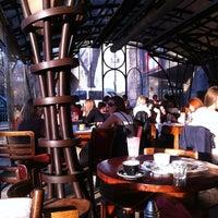 Foto diambil di Bunkier Sztuki Café oleh Chris J. pada 3/17/2012