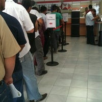 Photo taken at HSBC by F. Javier R. on 3/20/2012