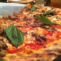 Photo taken at Best Pizza by Neil S. on 8/22/2012