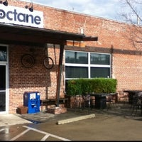 Photo taken at Octane Coffee by Mary S. on 3/16/2012