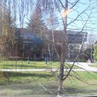 Photo taken at Biblioteca UTFSM by Matias Q. on 6/8/2012