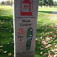 Photo taken at St. John's Golf Course by Jennifer W. on 11/6/2011