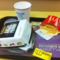 Photo taken at McDonald's by Juan carlos G. on 2/14/2012