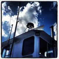 Photo taken at Martin Harbor Island by Tomoko J. on 5/19/2012