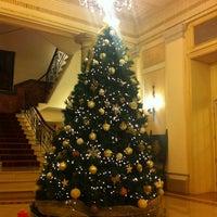 Foto scattata a Hotel Ambasciatori Palace da Alina B. il 12/11/2011