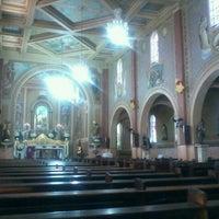 Photo taken at Igreja Matriz São Roque by Cristiano G. on 12/22/2011