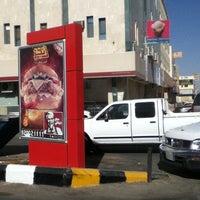 Photo taken at KFC | كنتاكي by Krystal Shane L. on 1/25/2012