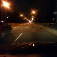 Photo taken at Homestead Grays Bridge by DannyCrowns on 12/10/2011