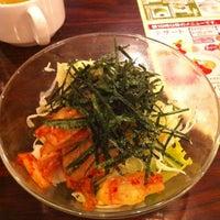 Photo taken at ガスト 磯子店 by Kenichi I. on 8/27/2011
