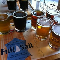 Photo taken at Full Sail Brewing Co. by emuchico W. on 4/28/2012