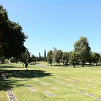 Photo taken at Holy Sepulchur Cemetery by Jon W. on 7/26/2011