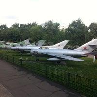 Photo taken at Центральный музей Вооруженных Сил by Egor D. on 7/9/2011