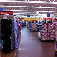 Photo taken at Walmart Supercenter by Martin H. on 10/31/2011