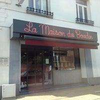 Photo taken at La maison du boudin by Arno D. on 6/23/2012