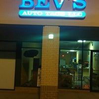 Photo taken at Bev Auto Tags by John B. on 3/27/2012