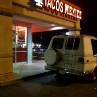 Photo taken at Tacos Mexico by Lalo R. on 2/16/2012