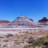 Photo taken at Painted Desert by Denise B. on 5/23/2012