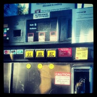 Photo taken at Safeway Fuel Station by Joshua C. on 8/10/2012