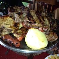 Photo taken at Restaurant 4 Puntos by Paulina G. on 8/18/2012