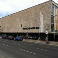 Photo prise au Deutsche Oper Berlin par igor le5/11/2011