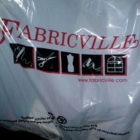 Photo taken at Fabricville by Danielle M. on 11/12/2011