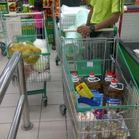 Photo taken at Econsave Kapar by Mohd Fadzrul I. on 8/17/2012