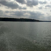 Photo taken at Atwood Lake by Jamie Y. on 3/16/2012