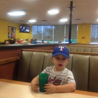 Photo taken at Cicis by Donny E. on 6/7/2012