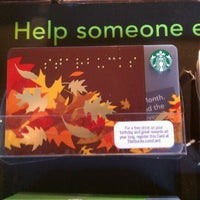 Photo taken at Starbucks by Chris C. on 9/20/2011