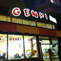 Photo taken at Genki Crepes by Christina H. on 7/14/2012