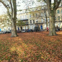 Photo taken at Queen Square by Jordan J. on 11/13/2011