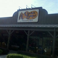 Photo taken at Cracker Barrel Old Country Store by Robert M. on 9/22/2011