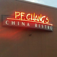 Photo taken at P.F. Chang's by Greg L. on 8/15/2012