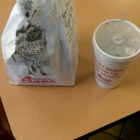 Photo taken at Chick-fil-A Piedmont Road by Stealth on 1/28/2012