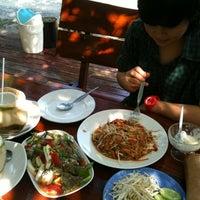 Photo taken at Phangan Homemade Ice cream by Nann P. on 1/8/2012