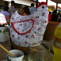 Photo taken at La Granja Azul by Margarita C. on 1/28/2012