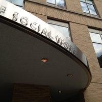 Photo taken at Columbia University School of Social Work by Manuel B. on 6/5/2012